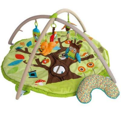 Развивающий коврик Happy Baby Лесные обитатели Forest Friends