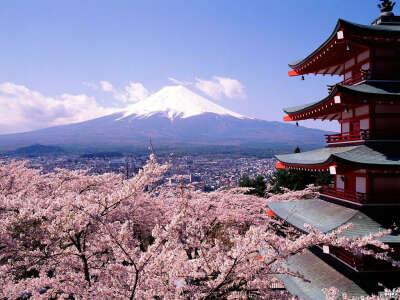 Хочу в Японию!