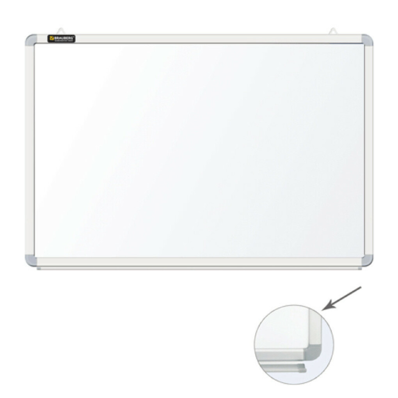 Магнитно-маркерная доска на стену (флипчарт)