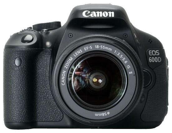 CanonEOS 600D Kit— купить на Яндекс.Маркете