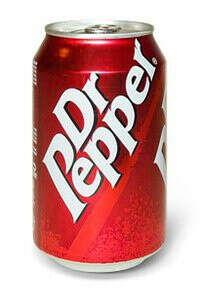 Хочу 10 банок Dr. Pepper