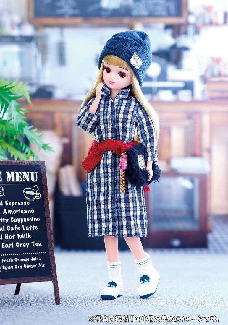 Takara Tomy Licca Chan Doll Bijou Series Candy Date From Japan