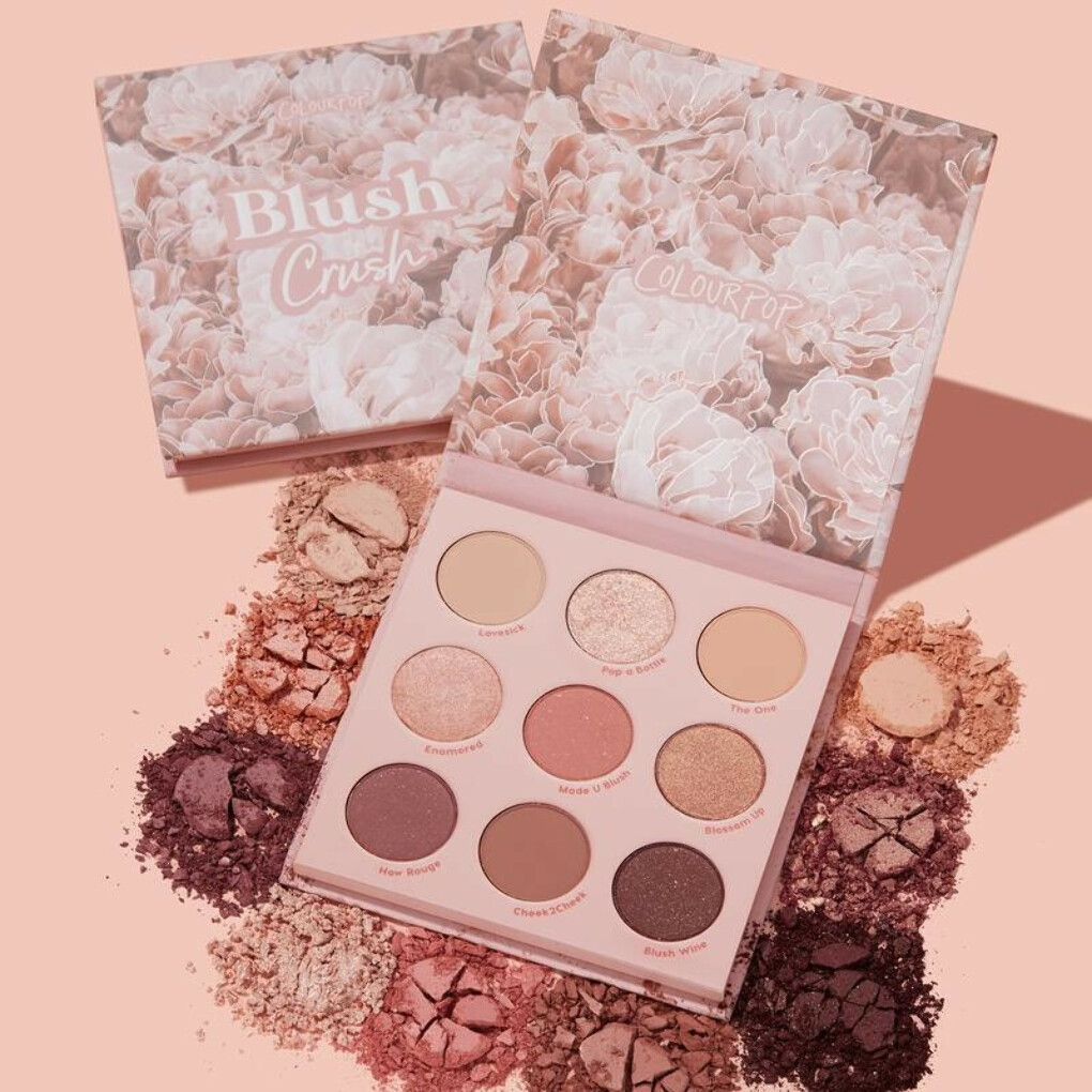 Blush Crush - Shadow Palette