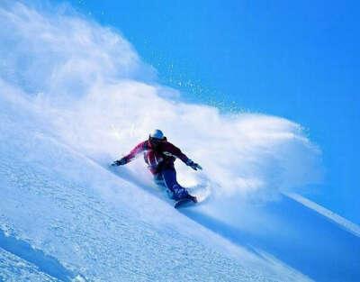 Покататься на сноуборде