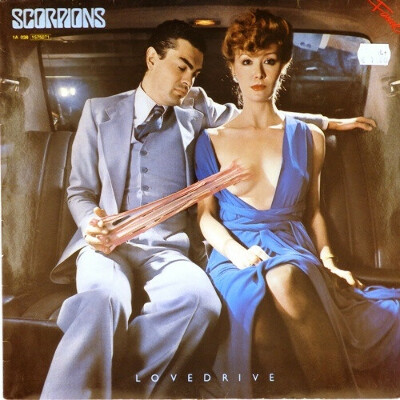 Винил Scorpions — Lovedrive
