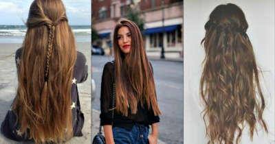 Хочу очень длинные волосы