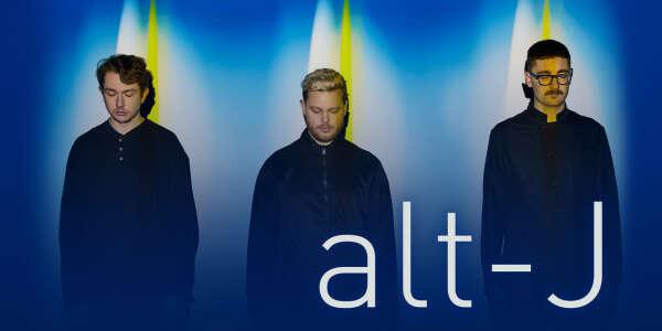 Билет на группу Alt j