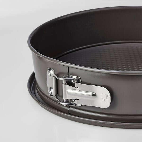 Купить ХЕММАБАК Форма со съемным дном, серый по выгодной цене в интернет-магазине - IKEA
