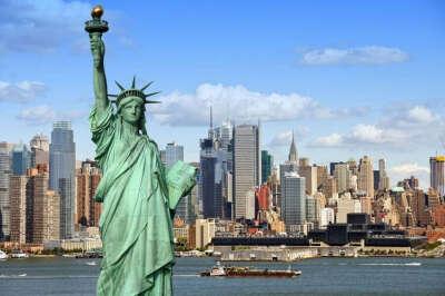 Посетить Нью-Йорк