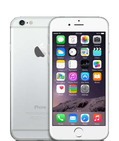 """IPhone 6 с дисплеем 4,7"""", белый"""