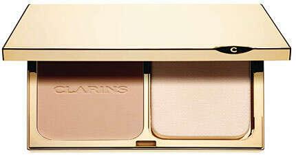 Clarins Teint Compact Haute Tenue SPF 15 Everlasting Compact Foundation – Компактная устойчивая крем-пудра