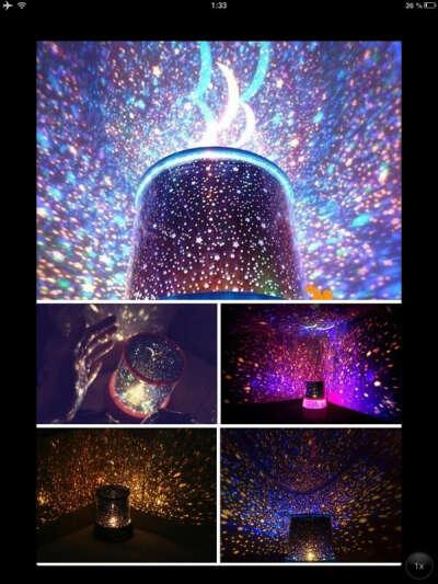 Звездное небо в своей спальне