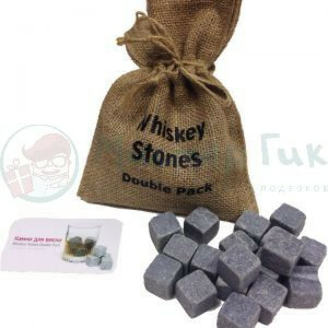 Камни для виски Whiskey Stones Double Pack (18 шт)