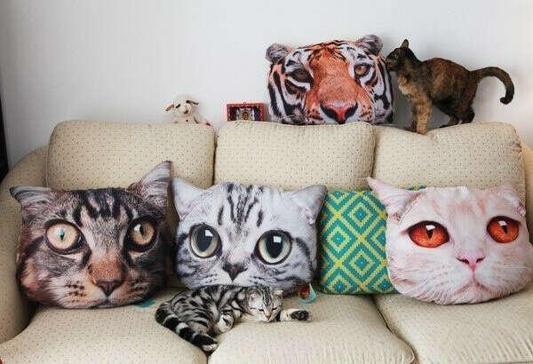 подушки котээ