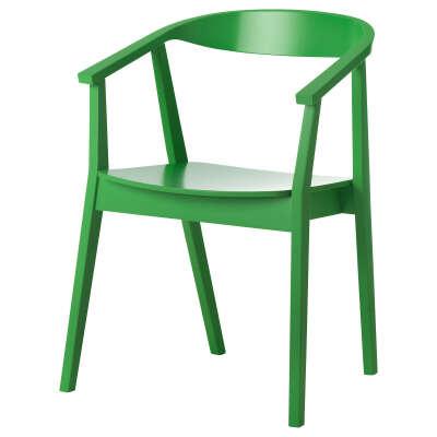 СТОКГОЛЬМ Стул - зеленый - IKEA