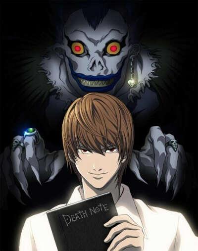 Прочесть мангу Death Note