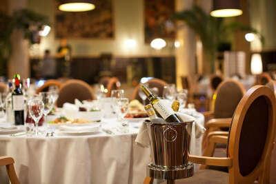 Поужинать с ресторане со звездой Мишлен