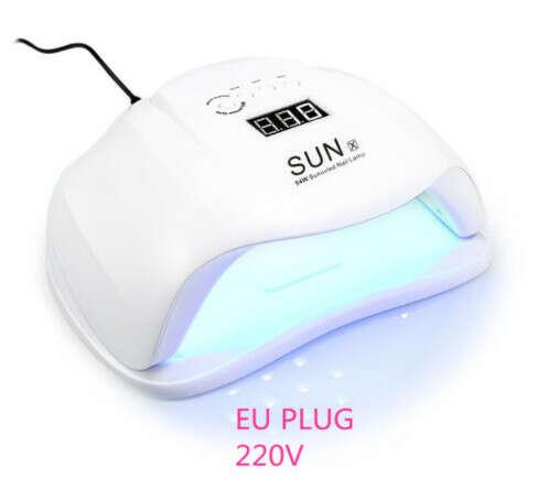 LED-лампа для сушки гель-лака, 54Вт