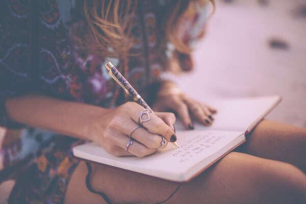 завести дневник идей