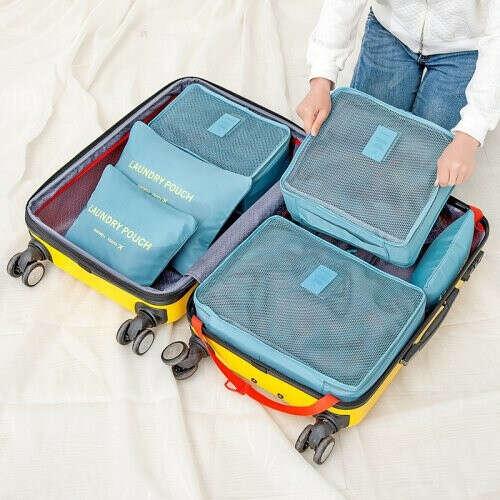 Разделители в чемодан