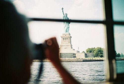Хочу поехать в USA