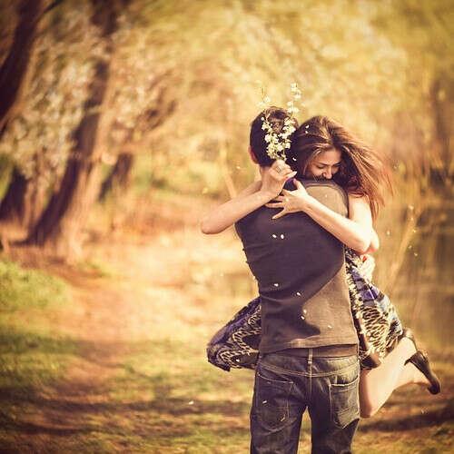 Всегда быть вместе с любимым