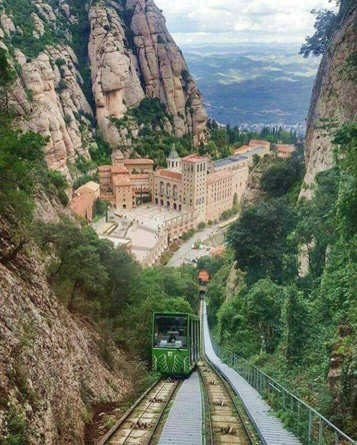 Поездка в Испанию 2018 - 2019