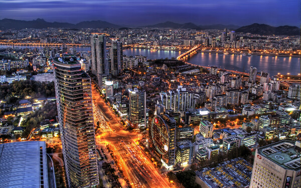 Посетить Южную Корею: Сеул, Тэгу, Пусан