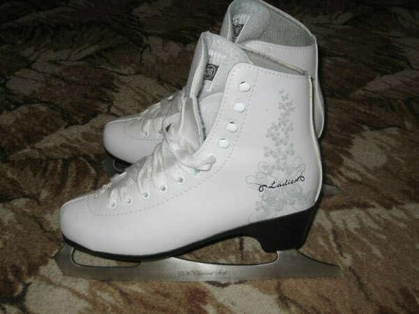 Хочу белые коньки