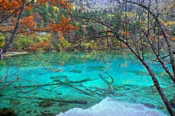Хочу побывать в красивых местах созданных природой