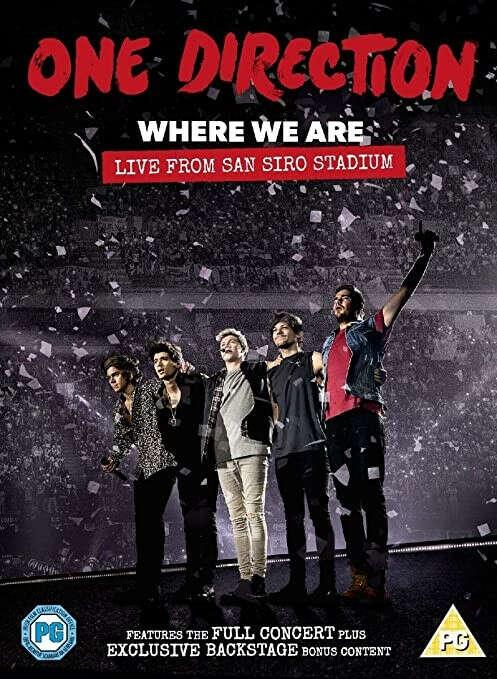 Versión extendida Where We Are FILM - One Direction