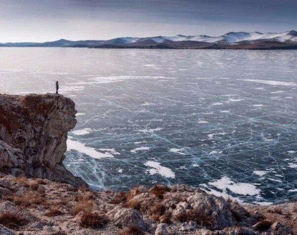 Увидеть Байкал