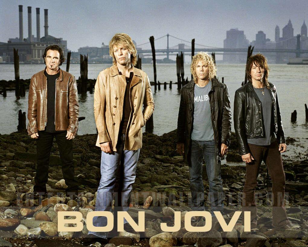 Попасть на концерт Bon Jovi