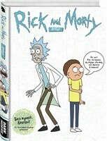 Rick and Morty / Рик и Морти. Артбук