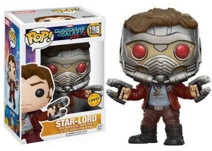 198. Star-Lord Masked Chase / Звездный Лорд в маске