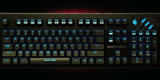 Клавиатуру с подсветкой