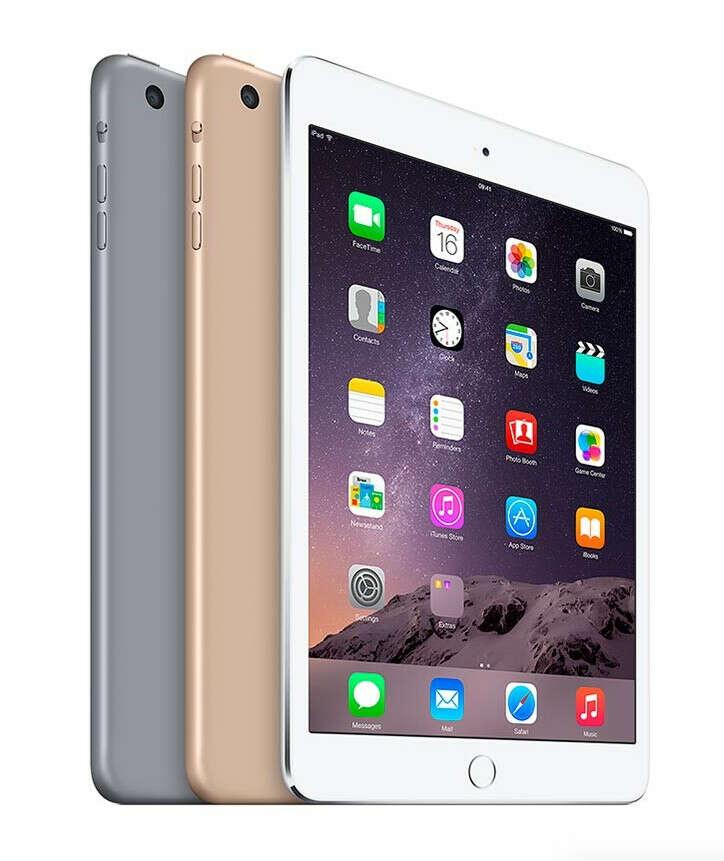 iPad mini 3 Space Grey