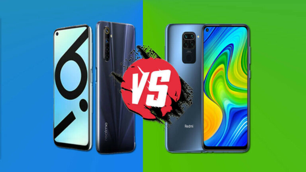 Realme 6i vs Redmi Note 9 | Which one you should buy?