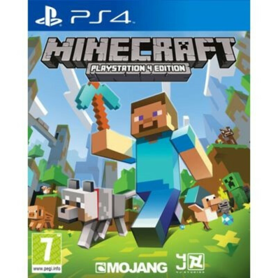 Minecraft для Play Station 4 Pro