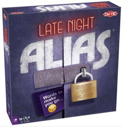 Late night Alias RUS