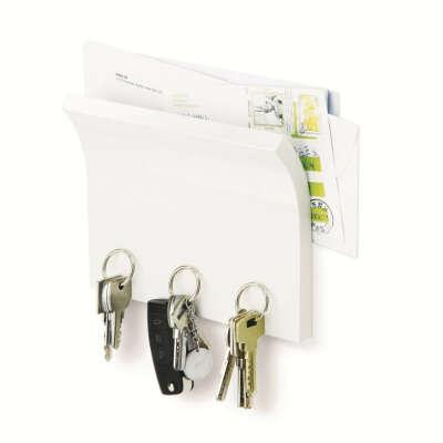 Держатель для ключей и писем Magnetter (UMBRA)