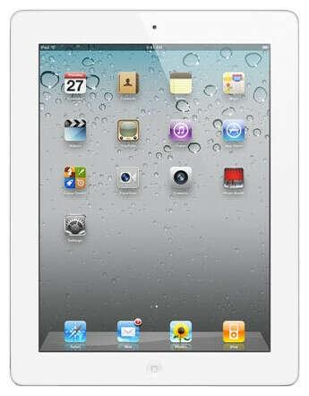 Apple iPad 4 64Gb Wi-Fi + Cellular white