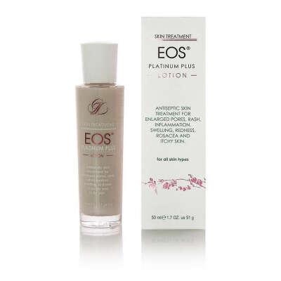 EOS Platinum plus Lotion Skin Treatments 50ml