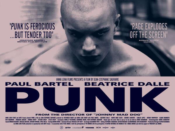 Фильм Панк 2012
