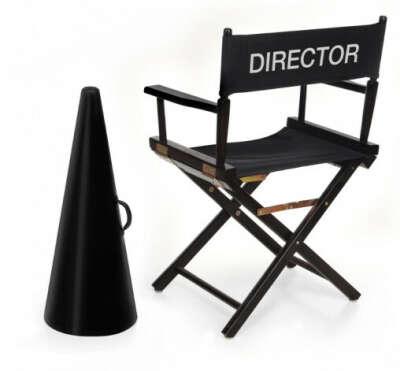 Стать режиссером