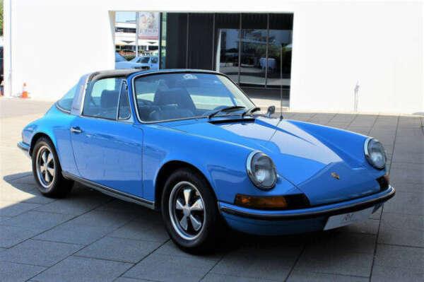 Porsche 911 Targa 1972