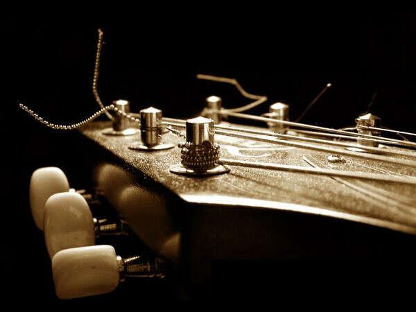 Гитарные струны