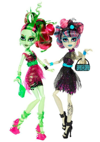 Zombie Shake - Rochelle Goyle and Venus McFlytrap