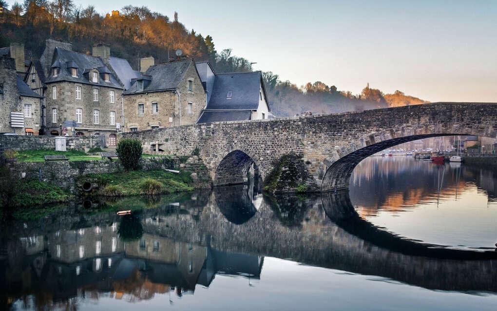Побывать в Бретани