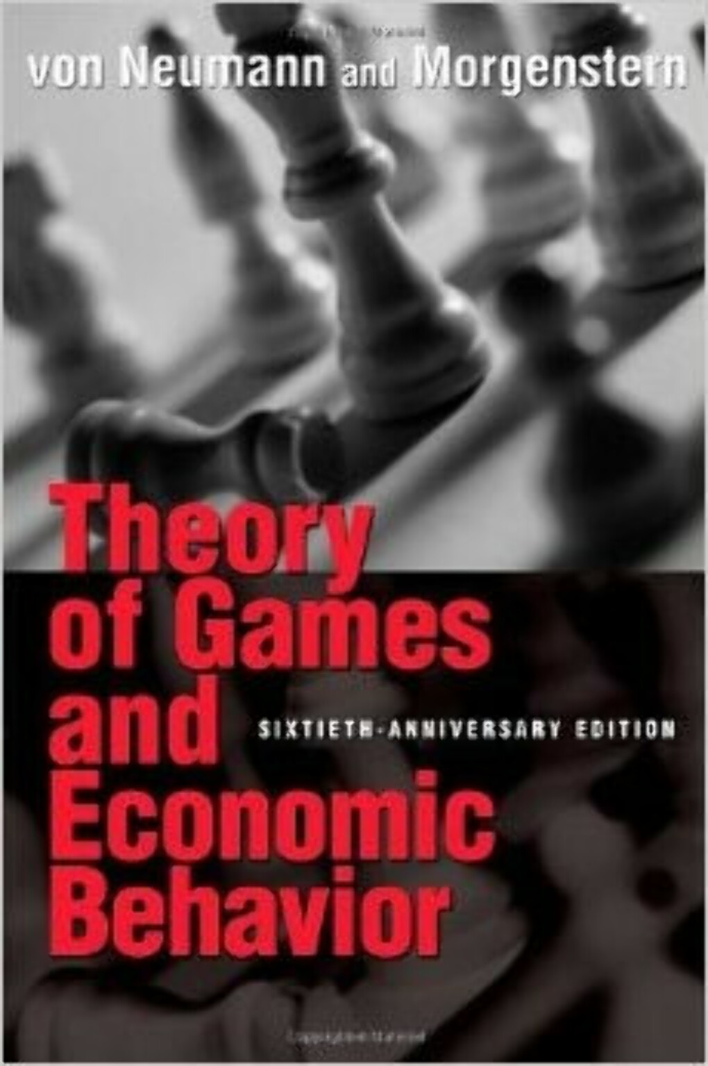 Theory of Games and Economic Behavior (Princeton Classic Editions)                                Paperback